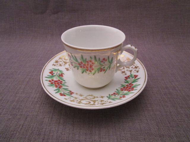 tasse caf ancienne en porcelaine marne antic. Black Bedroom Furniture Sets. Home Design Ideas