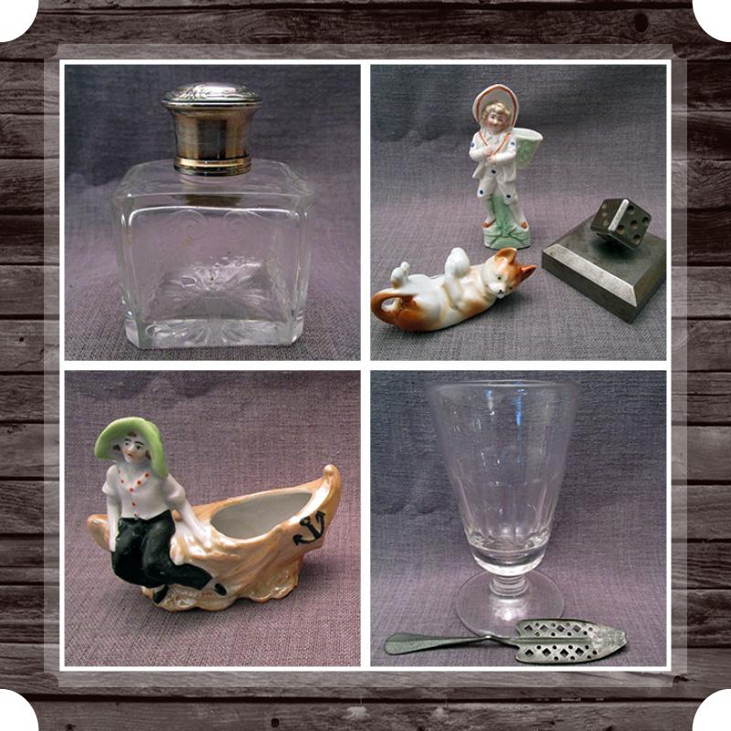 Objets de vitrine/Collection
